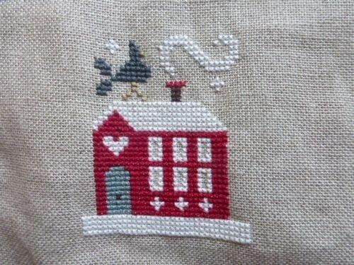 Avril 2018 maison rouge