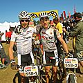 CAPE EPIC : Benjamin & Boris