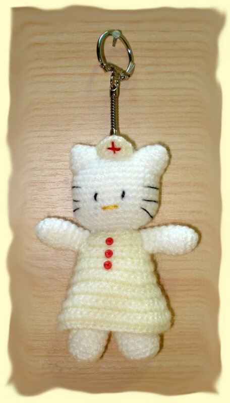 Hello kitty infirmiere