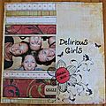 DELIRIOUS GIRLS