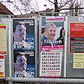Les municipales 2014 aux Chaprais : 1er tour...