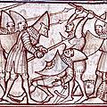 La bataille de Saint-Omer