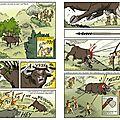 Le grand abri - chasse à l'aurochs