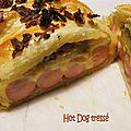 0929 Hot dog tressé 9