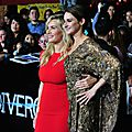 Divergent movie Premiere 02