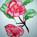 Le vase de fleurs - flowers jag