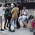 Paris : les habitants du 19e inquiets après une rixe ultra-violente entre <b>mineurs</b> marocains