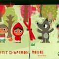 Le Petit Chaperon Rouge, de <b>Marion</b> <b>Billet</b>