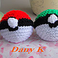 Pokeball de Dany