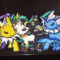 Pokémons <b>perles</b> <b>à</b> <b>repasser</b>