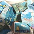 Illustrations de Ptit voilier (une de mes histoires)