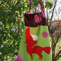 Un sac pour le classeur de mila