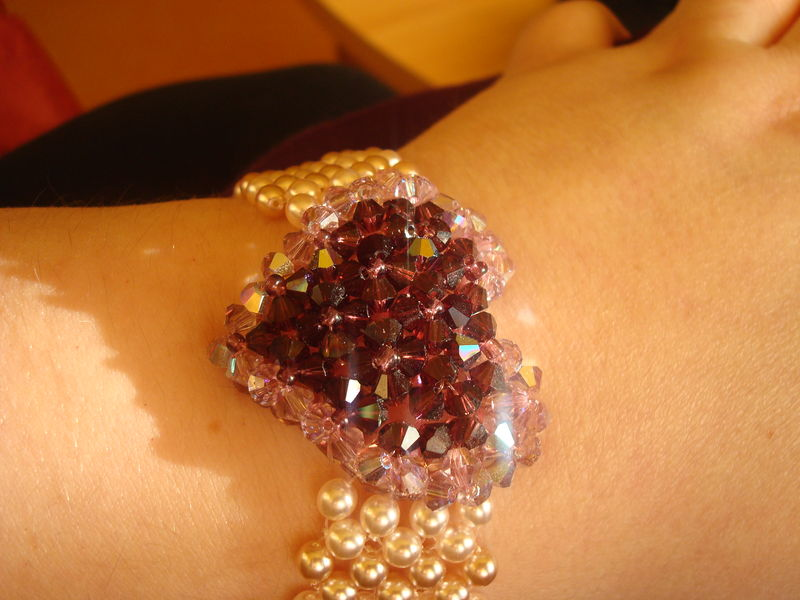 Bracelet Mi ange4