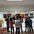 9- Mon exposition au collège du Val de Rance