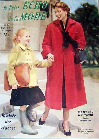 mode echo de la mode 1954 09