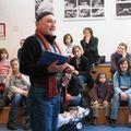 2010 A la médiathèque de Plougastel