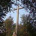 Quaregnon - terril Saint-Placide croix 1
