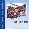 5ème edition du forum des formateurs
