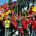 En france comme en belgique on lutte contre la loi dite travail...