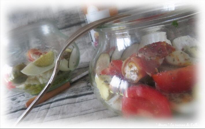 salade chou fleurs4