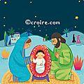 En attendant noël, version chrétienne