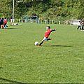 Hugo au foot