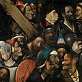 <b>The</b> Hieronymus Bosch debate: Authorship of <b>Christ</b> Carrying <b>the</b> <b>Cross</b> questioned