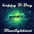 Bon anniversaire Geek Bluelightnet !