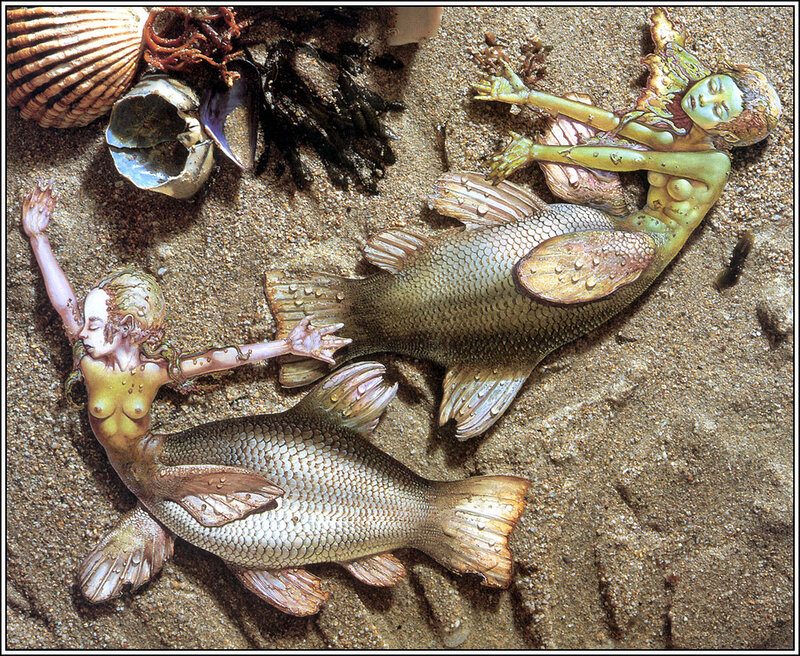 Patrick James Woodroffe - Dead Mermaids