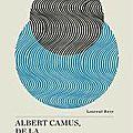 Albert camus à la recherche de l'unité
