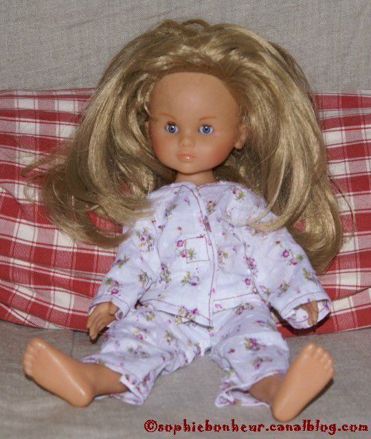 couture Alice pyjama