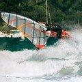 Backside air , Pinareddu , Sud Corse..
