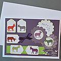 Carte aux ânes