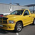 <b>DODGE</b> Ram 1500 4x4 SLT Rumble Bee