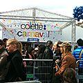 ** le colette carnaval aux tuileries **