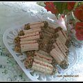 Buchettes au chocolat