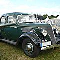 Matford l'alsace v8-62 berline 1936
