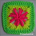Granny square by simply crochet #14