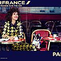 <b>AIR</b> <b>FRANCE</b> FAIT LA PROMOTION DE PARIS / <b>AIR</b> <b>FRANCE</b> PROMOTES PARIS