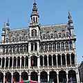 Grand Place - La Maison du Roi