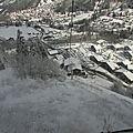 Village et Hameau du Lay, vue du Télécabine