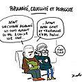 François hollande, julie gayet, valérie trierweiler, relations, medef et libéralisme
