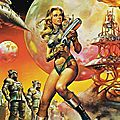 Rétro science-fiction-Barbarella
