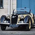 <b>1939</b> Alfa Romeo 6C 2500 SS spider