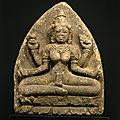 Cham, Goddess Sri, 10th century