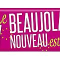 <b>Beaujolais</b> <b>nouveau</b> est arrivé