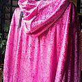 Couture : des capes pour halloween...