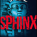 Sphinx - christian jacq - editions xo