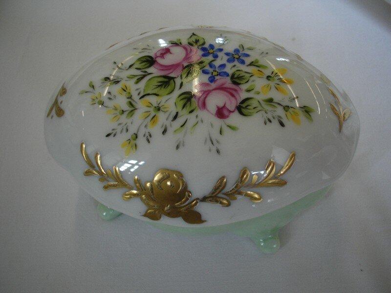 peinture sur porcelaine 012