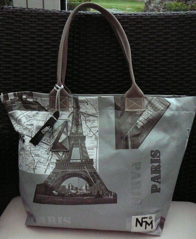 Sac Cabas Ag Paris